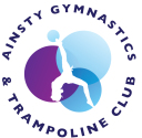 Company logo: Ainsty Gymnastics and Trampoline Club